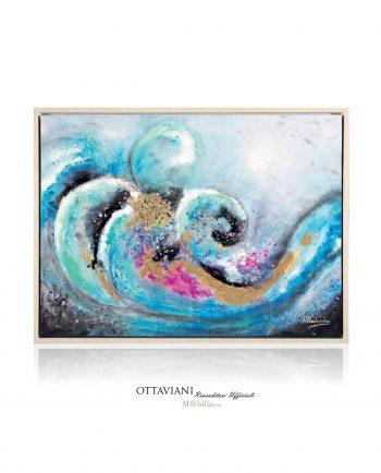 Dipinti Moderni con Onde del Mare Ottaviani
