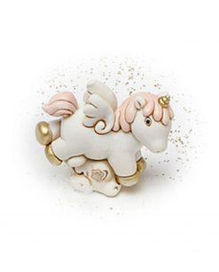 cavaluccio unicorno rosa piccolo