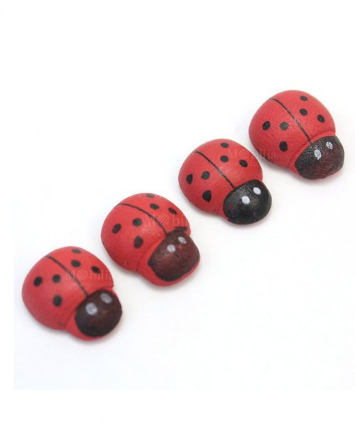 coccinelle rosse