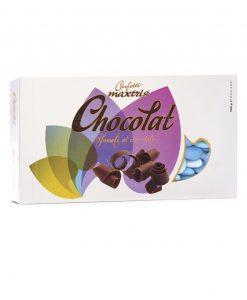 confetti cioccolato sfumati azzurri maxtris