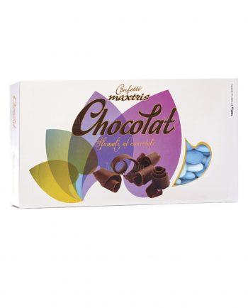 Confetti Cioccolato Sfumati Blu Maxtris