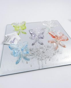 farfalle tufano cristallo swarovski