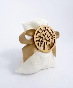 sacchetti portaconfetti albero della vita