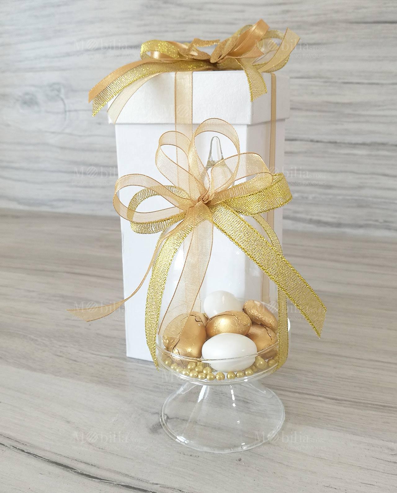 Bomboniera Matrimonio Natalizio : Idee bomboniere nozze d oro xd regardsdefemmes