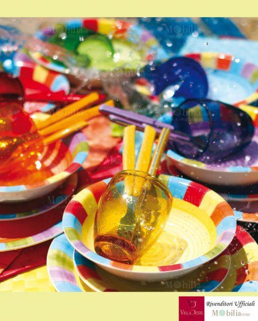 Posate multicolor