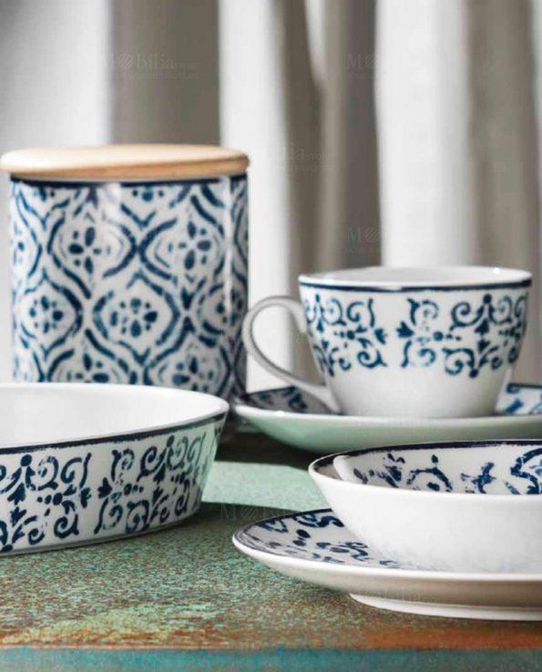 collezione antico blu