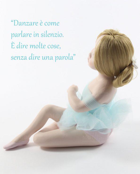 Bomboniere Comunione Originali Ballerina Capodimonte Tutù Tiffany