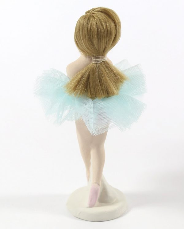 Bomboniere Ballerine Piccole Alzate con Tutù Tiffany Rdm Design