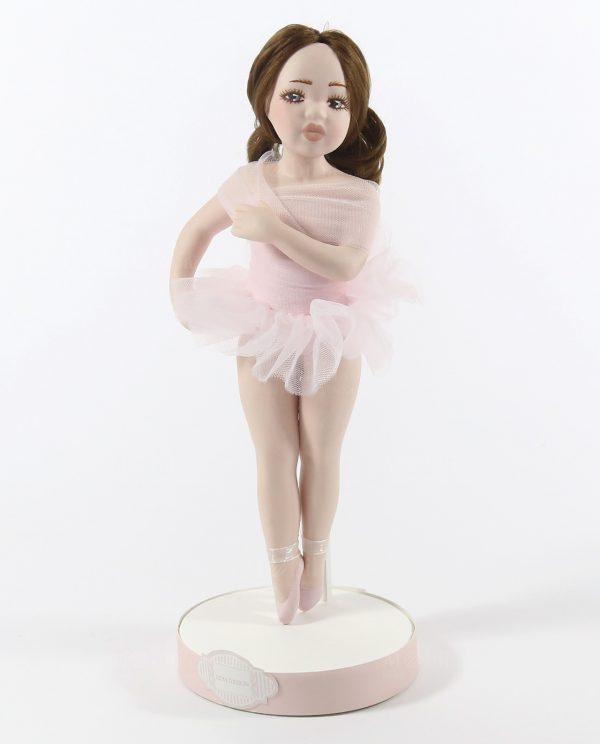Bomboniere Comunione Originali Ballerine Capodimonte Rosa Grandi
