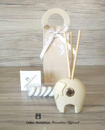 Bomboniere Originali Elefante Diffusori per Ambienti Pignatelli