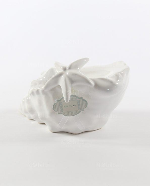 Bomboniere Matrimonio Originali Conchiglia con candela Rdm Design