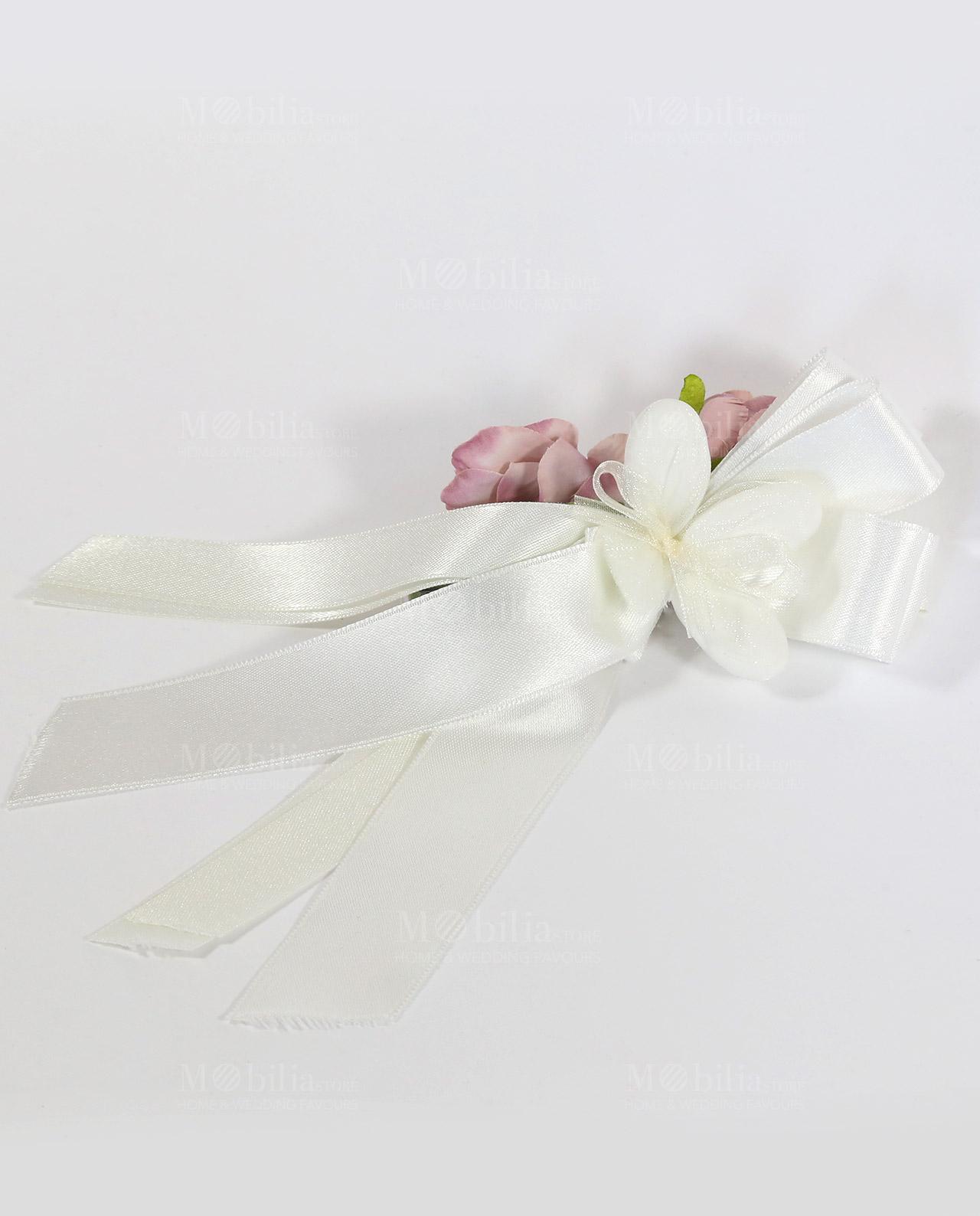 Segnaposto Matrimonio Azzurro : Segnaposto matrimonio fiocco rosa rdm design mobilia