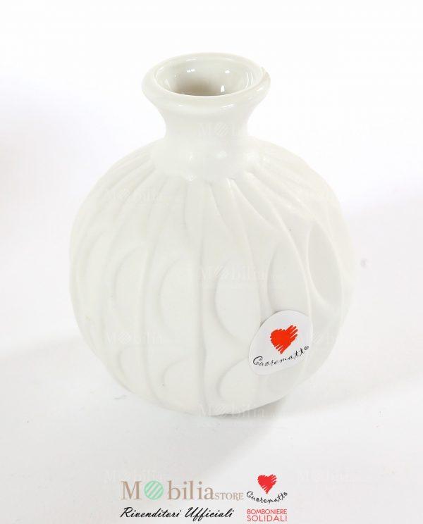 Bomboniere Profumatori Ceramica Grandi Solidali Cuorematto