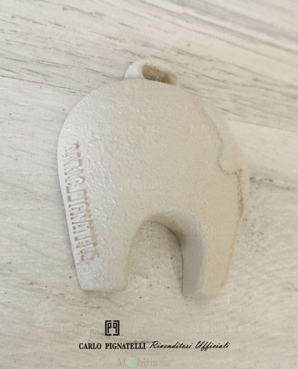 Ciondoli Portafortuna Elefanti Colorati Bomboniere Pignatelli