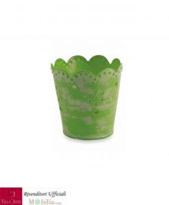 portabicchieri verdi
