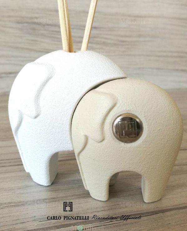 Bomboniere Profumatori Coppia di Elefanti Carlo Pignatelli 2017