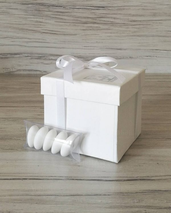 Scatolina cartoncino confezionata