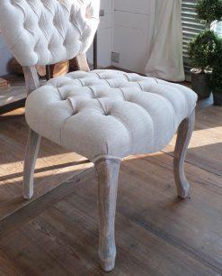 sedie classiche con seduta imbottita
