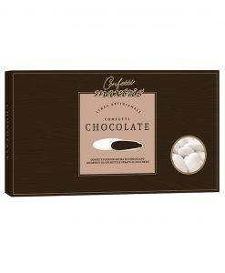 Confetti maxtris cioccolato fondente classico bianco