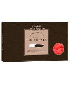 Confetti maxtris cioccolato fondente classico rosso