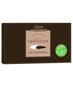 Confetti maxtris cioccolato fondente classico verde