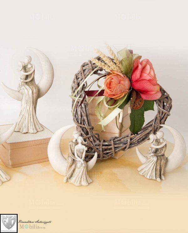 Bomboniere Matrimonio Originali Sposi su Luna