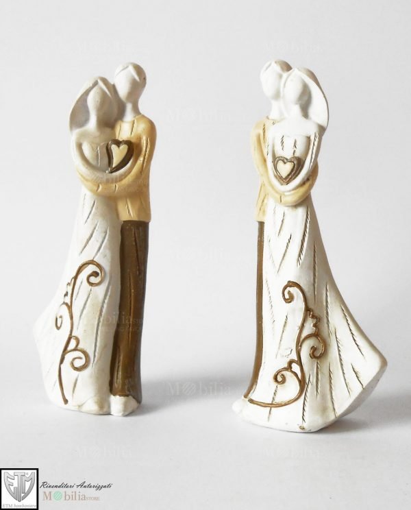 Idee Bomboniere Matrimonio Statuine Sposi