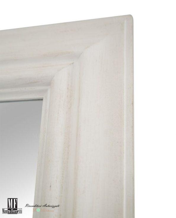 Specchi Design da Parete Bianchi