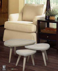 Set 3 tavolini da salotto mobilia store home favours for Mobilia recensioni