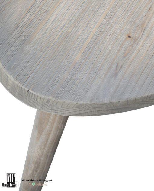 Tavolino ibiza dettaglio lavorazione mauro ferretti