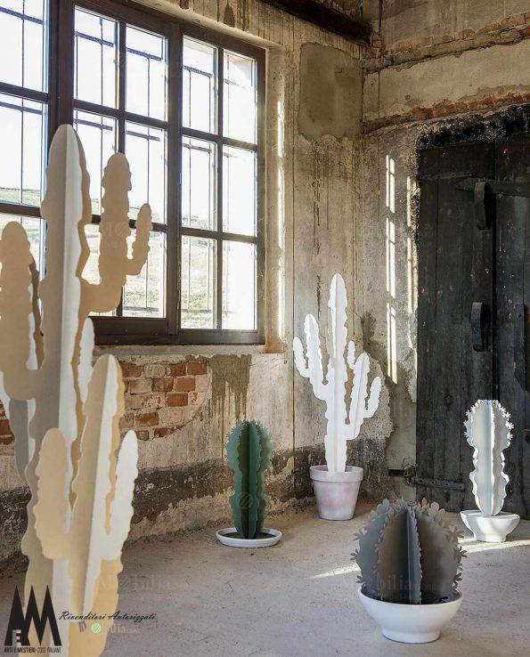 Pianta cactus design arti e mestieri in promozione online for Letto stile arti e mestieri