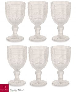 bicchieri calice vino trasparente