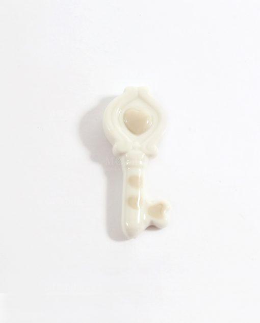 chiave magnete con cuore