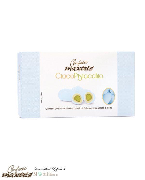 Confettata Battesimo CiocoPistacchio Maxtris
