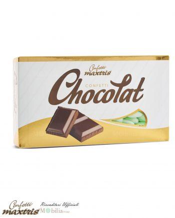 Vendita Confetti Verdi al Cioccolato Maxtris