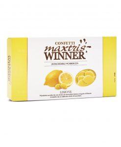 confetti mandorla e limone