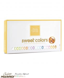 confetti sfumati arancio maxtris
