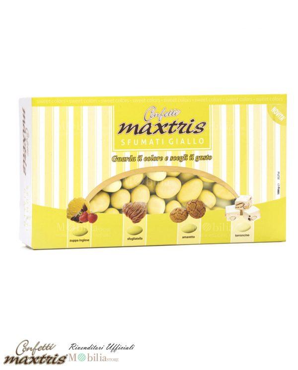 Confetti Gialli Sfumati Maxtris