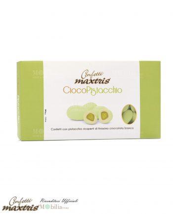 Confetti Verdi CiocoPistacchio Maxtris