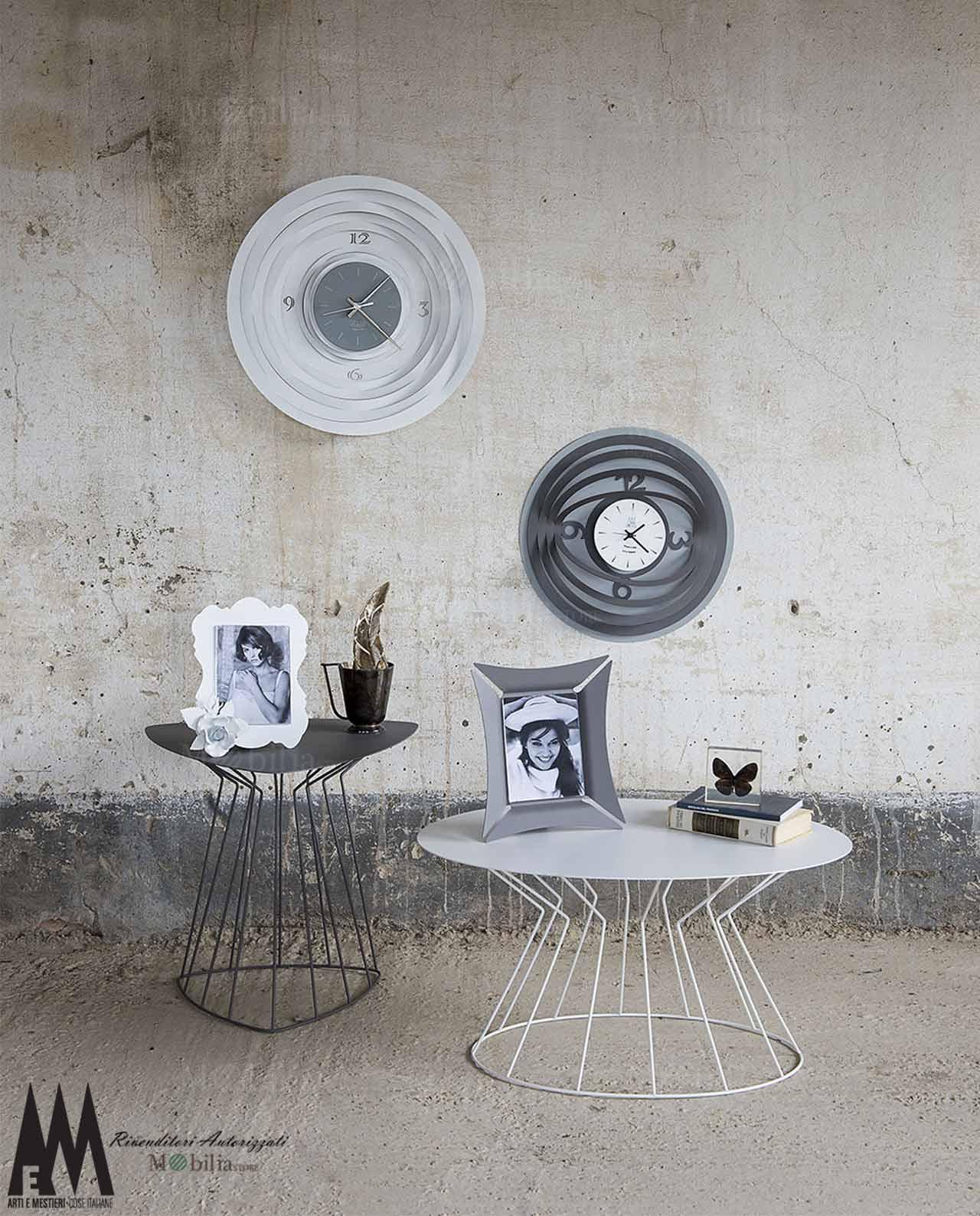 Tavolo ovale moderno excellent immagini duambiente with for Tavolino salotto moderno vetro design bianco ovale