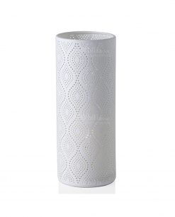 lampada eclettica porcellana bianca grande brandani