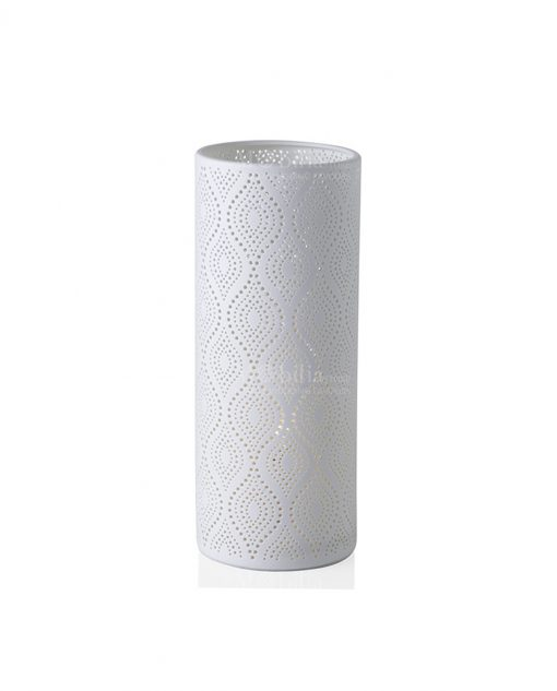 lampada eclettica porcellana bianca piccola brandani