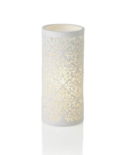 lampada jacquard decori floreali brandani