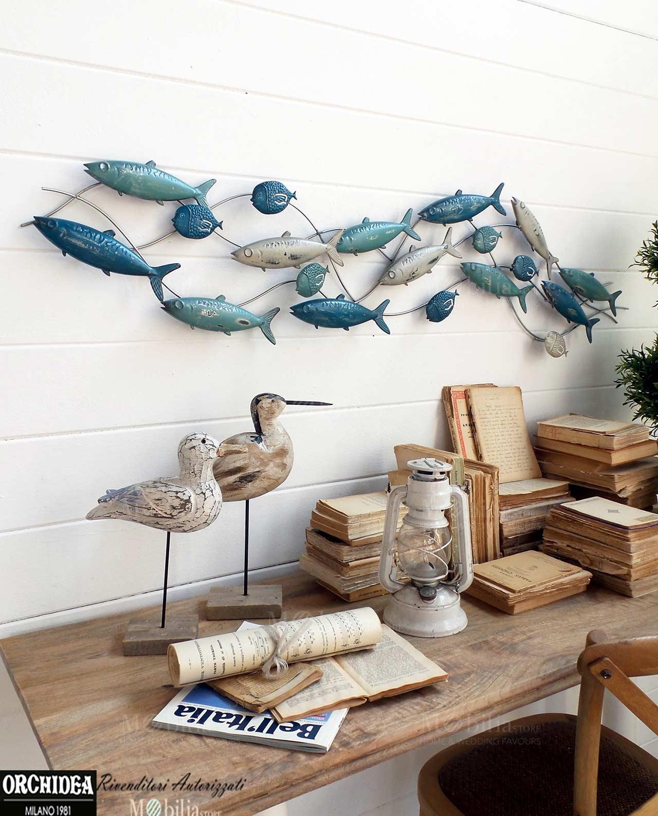 Pannelli decorativi per pareti con pesci - Pannelli decorativi pareti ...