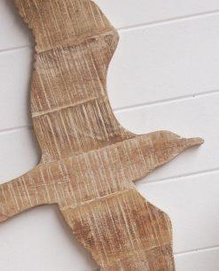 pannello decorativo con gabbiano