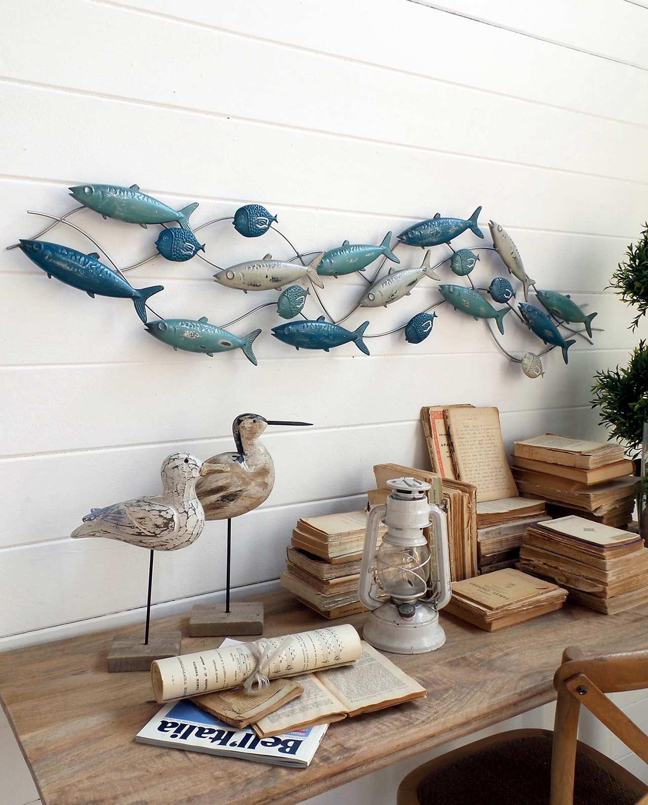 Pannelli decorativi per pareti con pesci - Pannelli decorativi legno per pareti ...