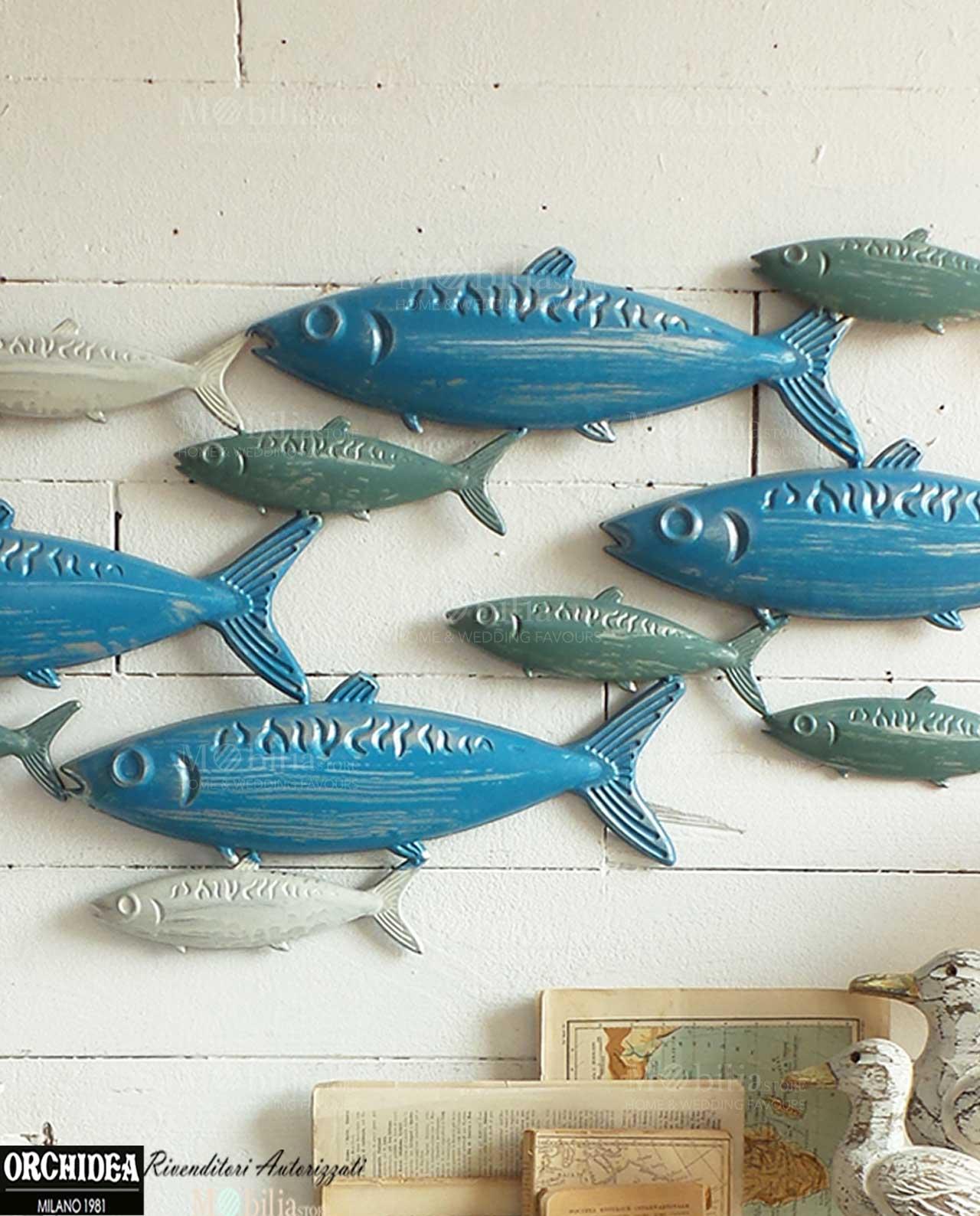 Pannelli parete decorativi con pesci mobilia store home - Home design decoro shopping ...