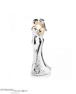 scultura bacio amore ottaviani 22333