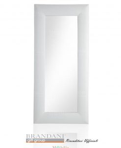 Specchi da Parete Moderni Legno Vari Colori Brandani