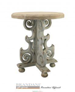 Tavolino Salotto Moderno Legno di Abete Brandani